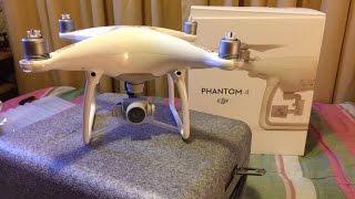 Chicos llego mi cuadricopteros el DJI Phantom 4 el Drone de Amazon hasta Peru Completamente a la puerta de tu casa Síguenos en las redes sociales Twitter: ht...