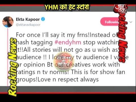 Yeh Hai Mohabbatein: Ekta Kapoor's Message For The