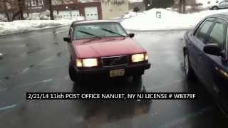 Nanuet (NY) United States  city photos gallery : NJ WB379F 022114 NANUET NY POST OFFICE