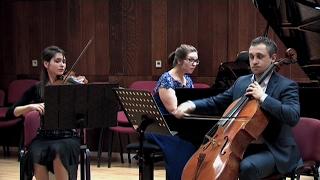 Kalliopé trio Prague v Mohelnici