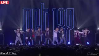180520 NCT 127 - Good Thing - Performance from 'Chain' Showcase in Tokyo