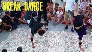 Batalla De Break Dance en la calle los Masters | INCREIBLE! HD