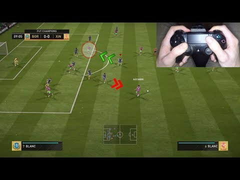 THE MOST IMPORTANT DEFENDING TECHNIQUES IN FIFA 18