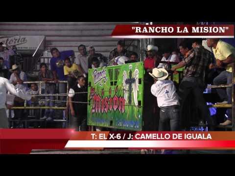 ¡¡RETO!! Camellito de Iguala vs El X 6 De RANCHO LA MISION En Iguala Gro