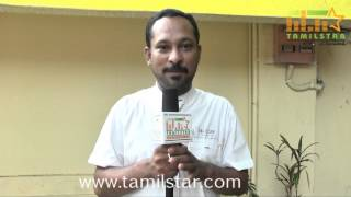 Director Jeans at Laddukkulla Boondhi Boondhi Movie Press Meet
