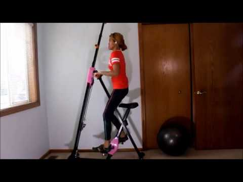 ancheer climber and bike imitation exercise machine