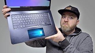 Video The Amazing Dual Screen Zenbook Pro MP3, 3GP, MP4, WEBM, AVI, FLV Juni 2018