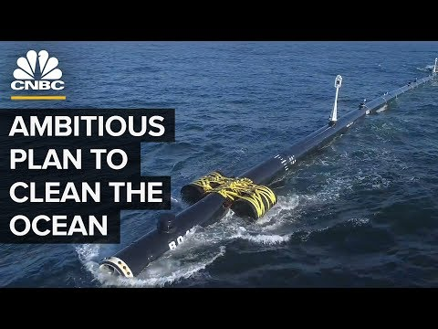 The Ocean Cleanup Project Has Launched
