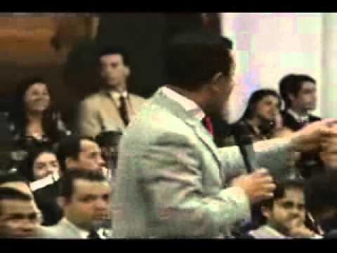 Pr.Abilio Santana - Quando Jesus esta em casa.Completo