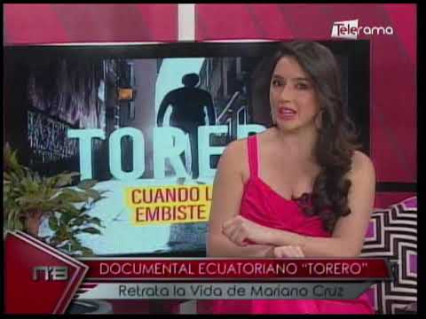 Documental ecuatoriano Torero retrata la vida de Mariano Cruz
