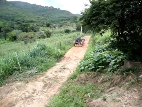 Carro de Boi na Fazenda Coqueiro em Jacaraci/BA