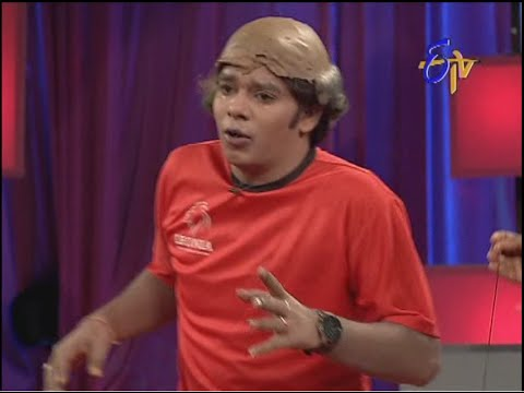 Jabardasth  - ????????? -   Sudigaali Sudheer Performance on 25th September 2014 26 September 2014 07 AM