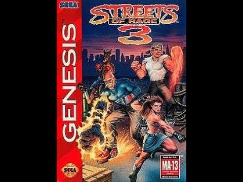 Điện tử 4 nút Streets of Rage Shiva P1 - Thời lượng: 27 phút.