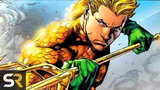 Aquaman S Superpowers Explained