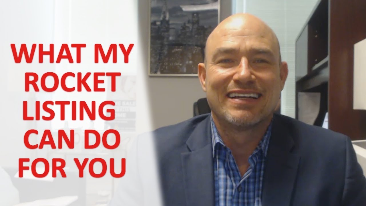 Take Control of Your Selling Experience With My Rocket Listing