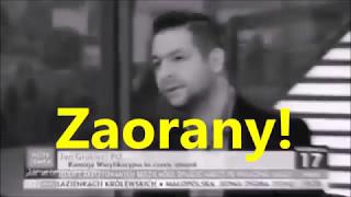 Jak poseł Jan Grabiec z PO Jakiego z PiS zaorał.