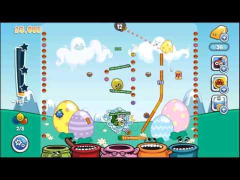 Papa Pear Saga Level 703 - NO BOOSTERS (видео)