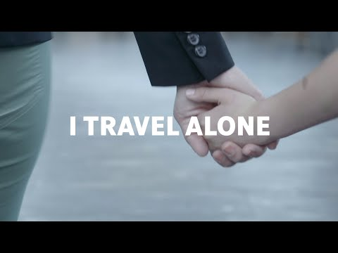 SAS I Travel Alone Danish