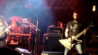 ANNIHILATOR   Intro , Alison Hell   26 10 2013 Nürnberg Rockfabrik