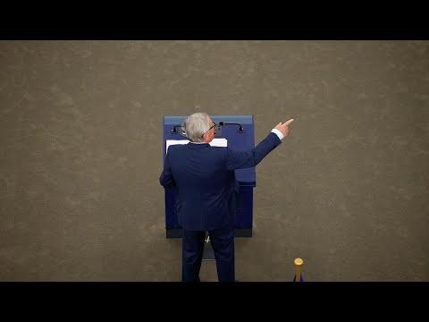 Ομιλία Γιούνκερ: Πώς αντέδρασαν τα μέλη του ευρωκοινοβουλίου…