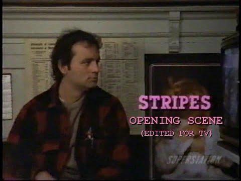 Stripes (1981) - Opening Scene