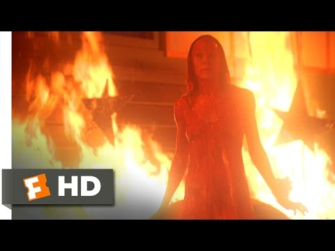 Carrie (10/12) Movie CLIP - Prom in Flames (1976) HD