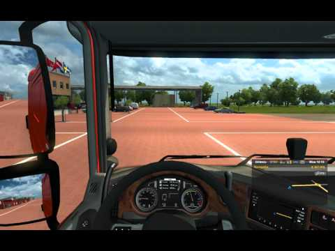 Achterhoek Map v1.0 for ETS2 V1.23