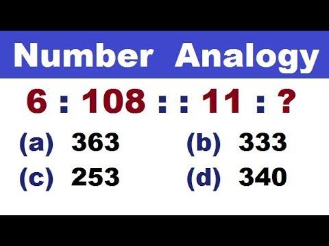Reasoning Trick || Number Analogy || Reasoning Short Trick || RAILWAY, RRB, RPF