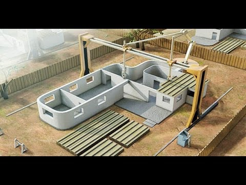 costruirsi una casa con una stampante in 3d in sole 24 ore: è possibile!