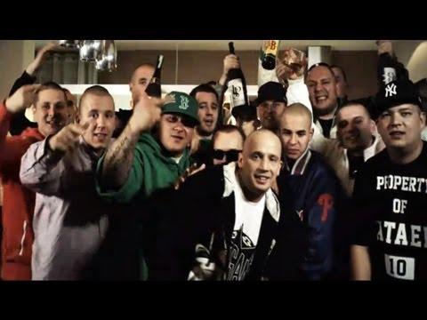 Tekst piosenki Peja - Gruba impra z rysiem 2 po polsku