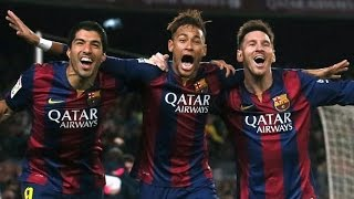 Messi Suarez Neymar Top 20 Goals ○ Barcelona's MSN 2014/2015 ○ The Best Trio in Football History ...Subscribe for more ...