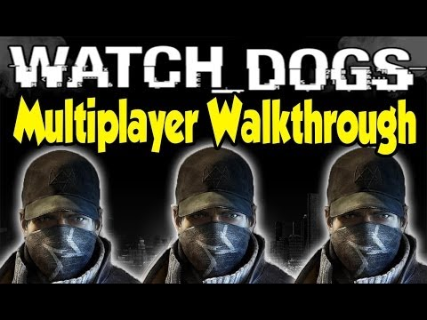 minutes - WATCH DOGS MULTIPLAYER GAMEPLAY. Today, I show you guys some awesome new Multiplayer footage of Watch Dogs Online. I will bring you guys more Watch Dogs news and info through out the next few...