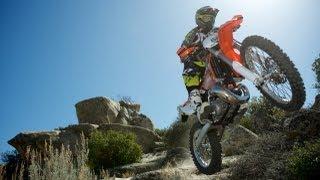 8. 2013 KTM 250 XC-W - 250cc 2-Stroke Enduro Shootout