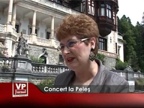 Concert la Peleş