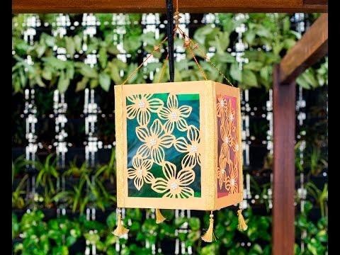 How to make Diwali Lantern in 7 easy steps