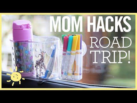 MOM HACKS ℠ | Road Trip! (Ep. 17)