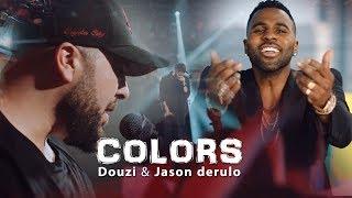 Video Douzi feat Jason Derulo - Colors (Official Music Video) !  الدوزي الوان بلادي MP3, 3GP, MP4, WEBM, AVI, FLV Juni 2018