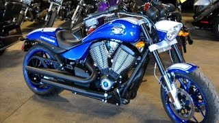 7. 2009 Victory Hammer S