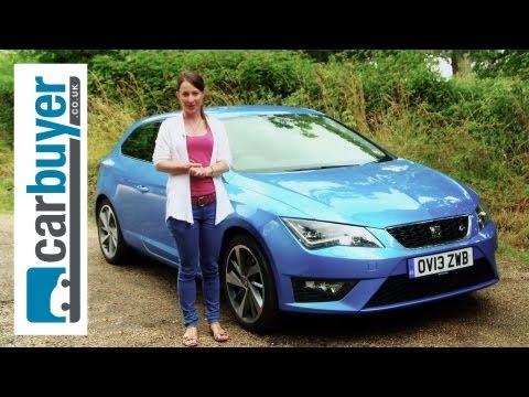 SEAT Leon SC hatchback 2013 review – CarBuyer