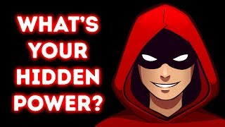 Video What's Your Hidden Power? A True Simple Personality Test MP3, 3GP, MP4, WEBM, AVI, FLV Juni 2019