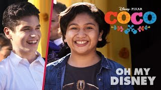 "Download Lagu Anthony Gonzalez & Sean Oliu Cover Coco's ""Un Poco Loco"" 
