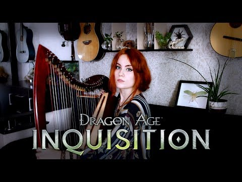 Oh, Grey Warden - Dragon Age Inquisition Cover