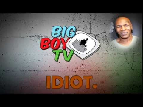 Big Boy Phone Taps Mike Tyson! Phone Taps Ep. 14, Animated by Ownage Pranks | BigBoyTV | BigBoyTV