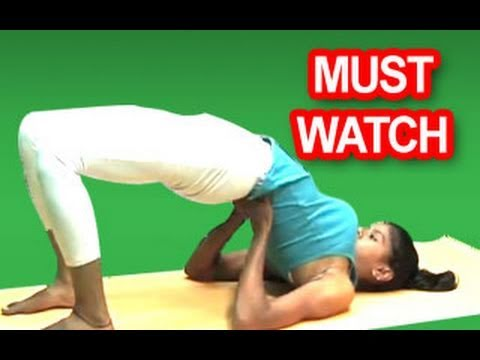 Easy Yoga Exercise For Women