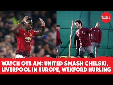 WATCH #OTBAM: World Class Pogba, Liverpool V Bayern, Darby & Tyrell, Wexford Hurling, Irish Rugby |