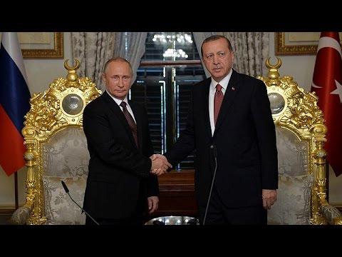 Ρωσο-τουρκικές σχέσεις: Από το ναδίρ στο ζενίθ μέσα σε ένα χρόνο