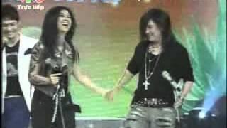 Cap doi hoan hao 2011 - Dam Vinh Hung va Kim Thu (clip 2) - Cap doi hoan hao tuan 7 ngay 27/11/2011