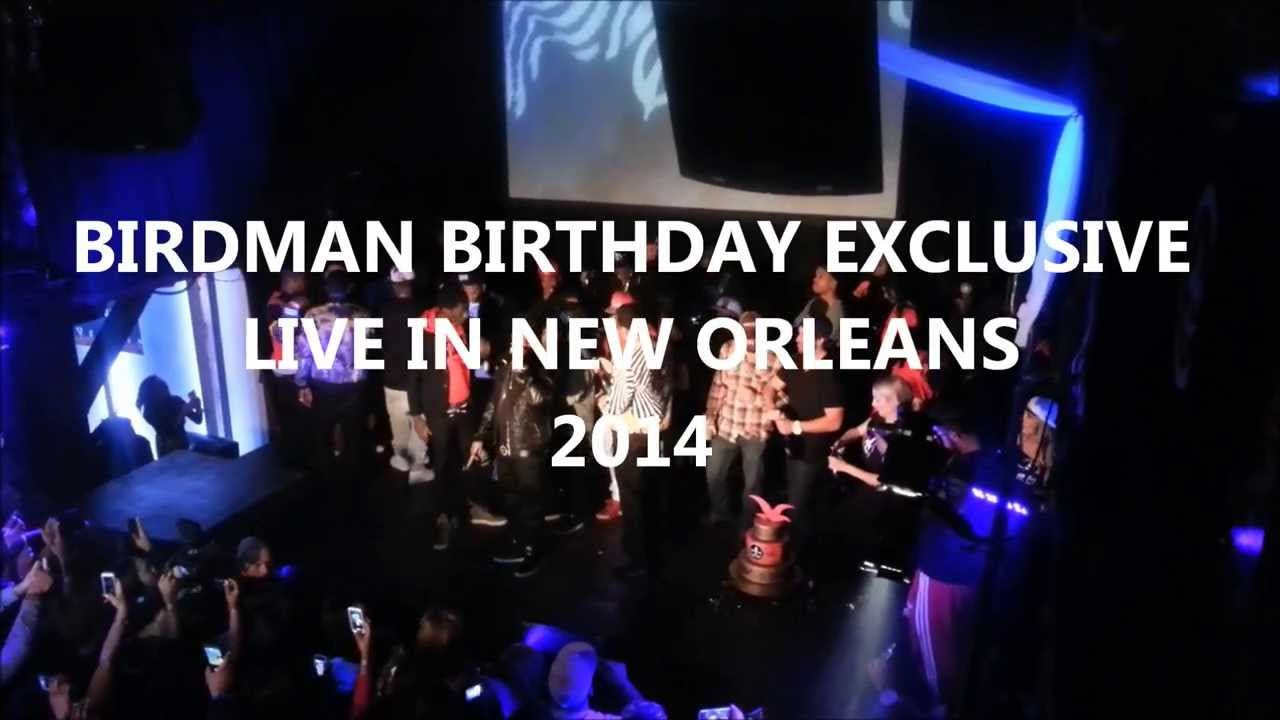 Young Thug performs Live at BIRDMAN's Birthday Bash