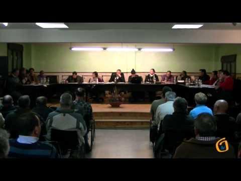 Punto sobre o contrato da basura a cargo da Deputación 6/02/2014