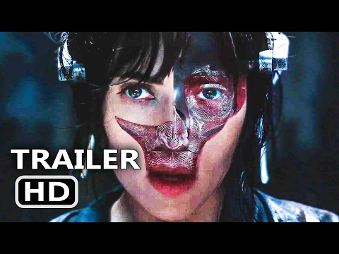 Ghost in the Shell Official Trailer 3
